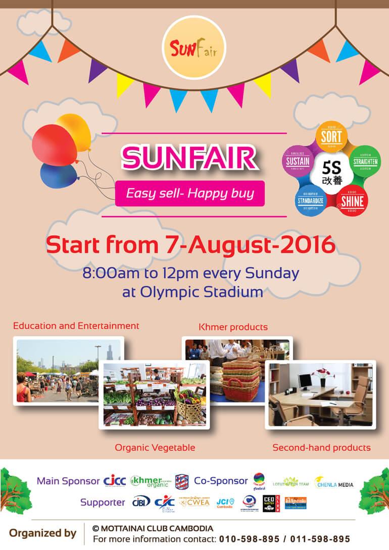 SunFair Poster