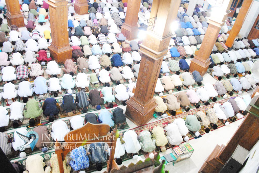 Jadwal Sholat Kabupaten Kebumen 19  Januari 2021 Lengkap