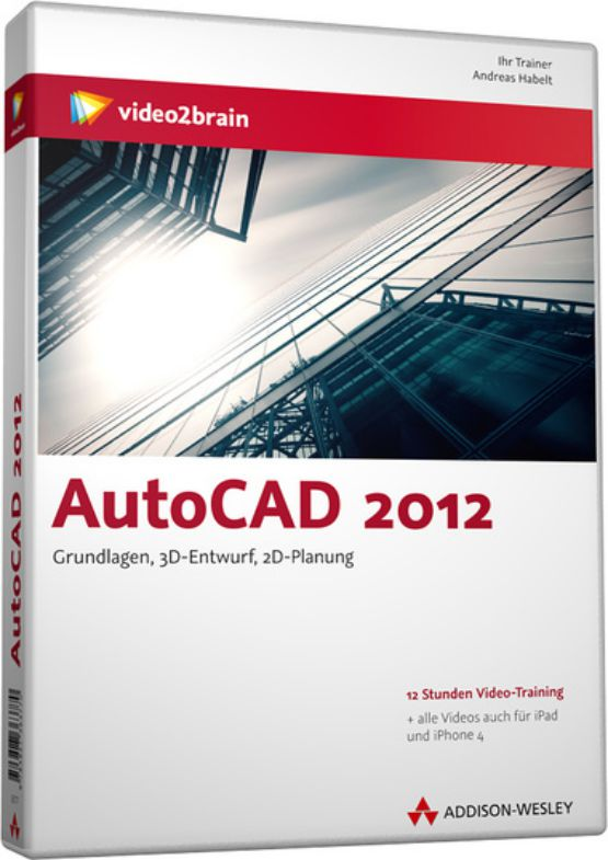 Download AutoCAD 2012 for PC free full version