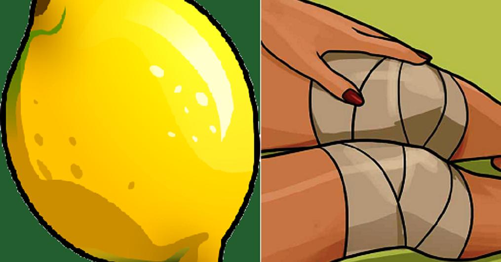 Μωσαϊκό: με ένα λεμόνι θα ξεχάσεις τον πόνο στο γόνατο