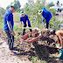 Xã Phú Tân sôi nổi các hoạt động chiến dịch TNTN hè 2020 của sinh viên trường Đại học Cửu Long