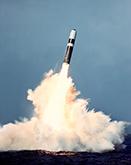 Trident D5 Ballistic Missile
