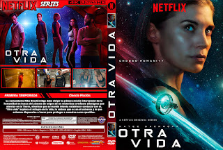 OTRA VIDA – ANOTHER LIFE – 2019 [COVER – DVD – SERIES]
