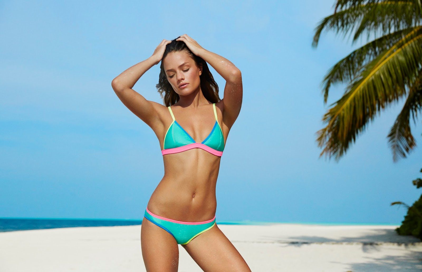 Triangle Swimsuits for Women at Macy's come in all colors and sizes. Shop the latest collections of Triangle bathing suits, swimwear, rash guards and cover ups from the popular swimwear brands and get ready for the beach season with Macy's! Free shipping for Macy'.