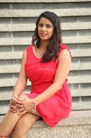 Shravya Reddy in Short Tight Red Dress Spicy Pics ~  Exclusive Pics 048.JPG