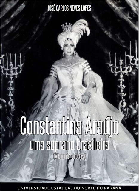 Constantina Araújo, uma soprano brasileira