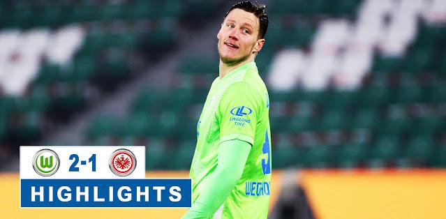 Wolfsburg vs Eintracht Frankfurt – Highlights