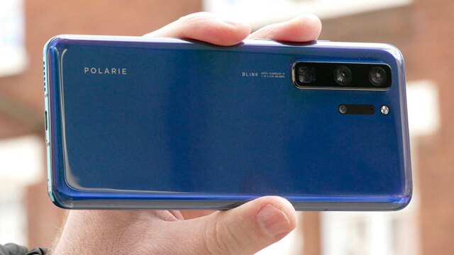 صور تستعرض هاتف Huawei P40