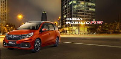 Harga Honda Mobilio, Promo, Kredit, RS, Manual, Matic