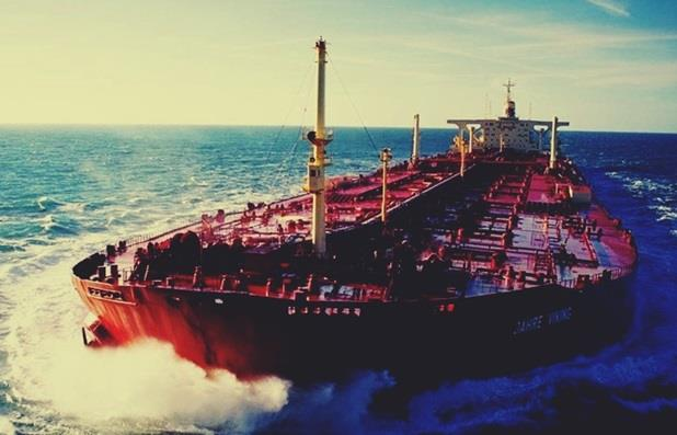 Kapal Seawise Giant sebagai kapal terbesar di dunia saat ini