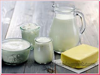 Γαλακτοκομικά προϊόντα, είδη, διατροφική αξία - από «Τα φαγητά της γιαγιάς»