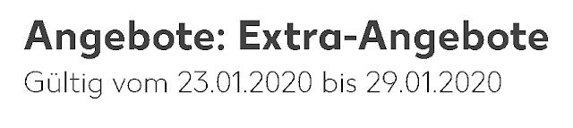 kaufland Extra-Angebote Gültig vom 23.01.2020 bis 29.01.2020