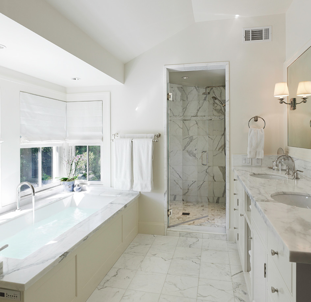 Wihad Designs Marble Bathrooms Timeless