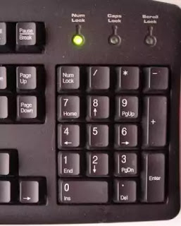 keyboard button not working