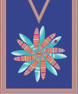 Lavanya-Geometric-Textile-Kaftan 50