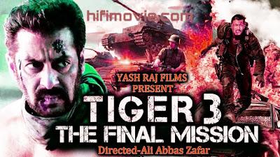 Salman khan upcoming movies,tiger 3