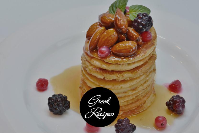 Almond Flour Keto Pancakes**