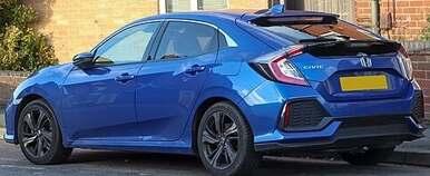Honda civic - Type of car