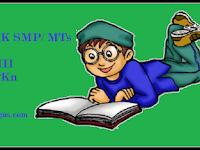 Soal UKK PKn Kelas 8 SMP/ MTs KTSP