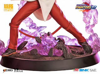 "Figuras: Galería de imágenes de Iori Yagami de ""The King of Fighters"" - Gantaku"