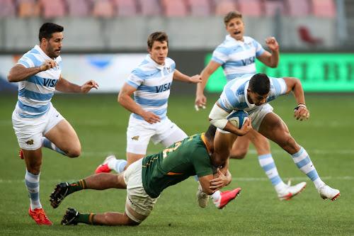 Los Pumas no pudieron con los Springboks