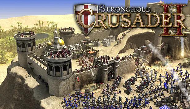 تحميل لعبة صلاح الدين 2 Stronghold Crusader للكمبيوتر مجانًا