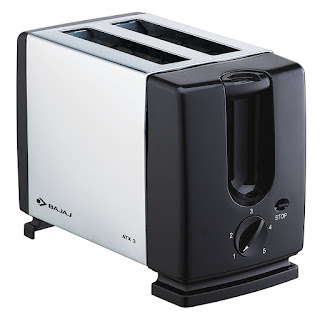 Two slice bread toasters