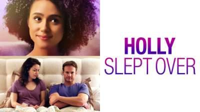 Holly Slept Over (2020) Hindi + Eng + Telugu + Tamil Full Movies Download 480p