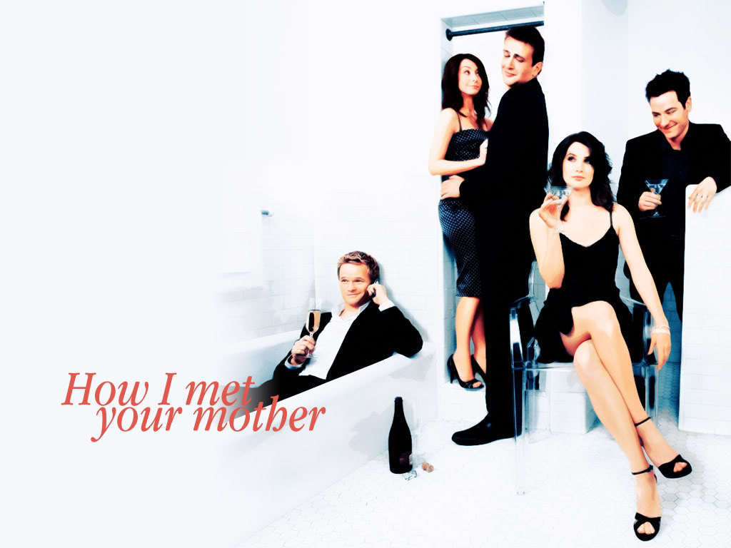 Blogger For Wallpaper How I Met Your Mother Background