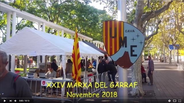 XXIV Marxa del Garraf - Memorial Joan Comas Aregall