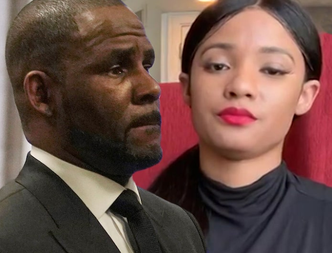 'He promised to make me the next Aaliyah' - Rkelly's alleged sex slave Joycelyn Savage opens up