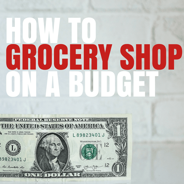 9 Tips to Shop on a Budget