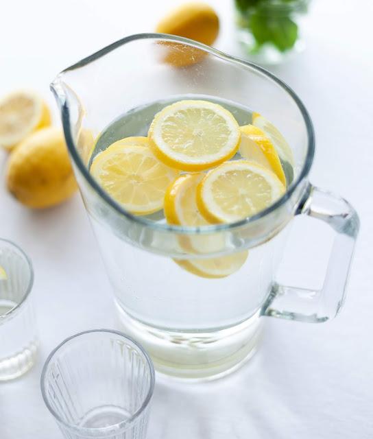 Have Lemon Juice or Green Tea: