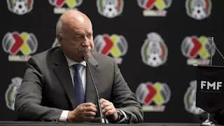 Liga MX's president tested positive for coronavirus