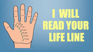 Palmistry Life Line With Images | Short & Long Life Line | Double Life Line | Death & Age