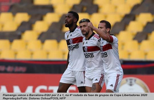 www.seuguara.com.br/Flamengo/Copa Libertadores 2020/