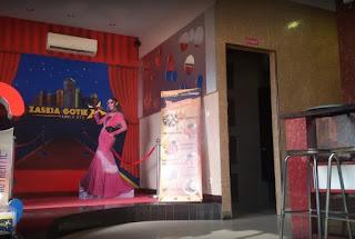 Zaskia Gotik Karaoke