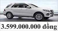 Giá xe Mercedes GLE 400 4MATIC 2019