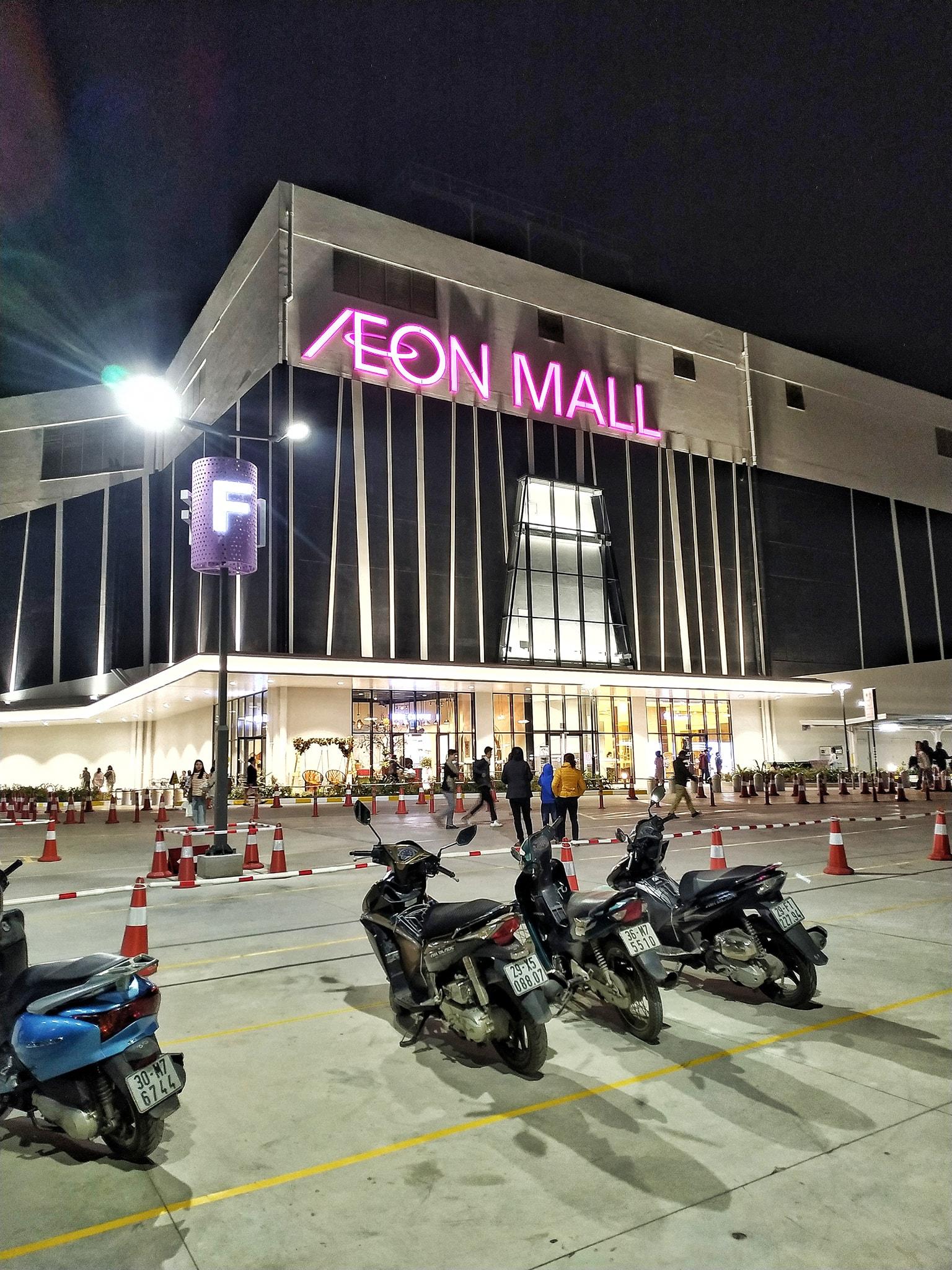 Review AEON MALL Hà Đông - đến check-in tránh nóng 2021 và vì ẩm thực Dokki, Manwah, KOI Thé và các loại bánh ở Bakery chứ làm gì giờ?