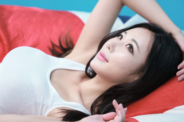 4 Lee Yoon Hee - Pictorial - very cute asian girl-girlcute4u.blogspot.com