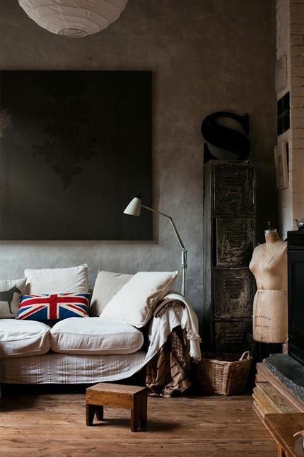 antiguo almacén reconvertido en vivienda