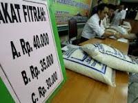 Indramayu Tetapkan Zakat Fitrah Sebesar Rp 30.000