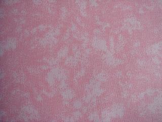 Bavlnená látka ružová batika