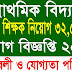 Primary Assistant Teacher Circular 2020 www.dpe.gov.bd Job Circular