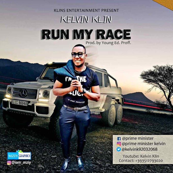 DOWNLOAD MP3: Kelvin Klin – Run My Race