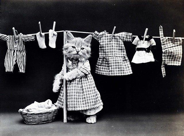 Cara Merawat Pakaian Bayi