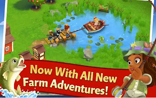 FarmVille 2 Country Escape Mod Apk for Android