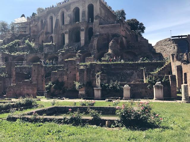 Casa delle Vestali (House of Vestals)