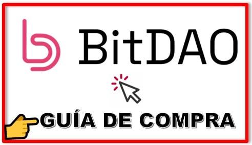 Cómo y Dónde Comprar Criptomoneda BITDAO (BIT) Tutorial Actualizado