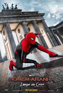 Homem-Aranha: Longe de Casa - Dublado